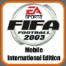 Игра FIFA Football 2003 Mobile International Edition для Panasonic
